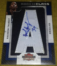 Autographed Basketball Trading Cards 2009-10 Season