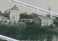 Schney - Lichtenfels - Schloss und Kirche - um 1915          Y 34-22