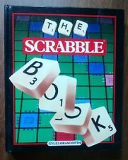 THE SCRABBLE BOOK - TIPS, RECORDS, PUZZLES, MORE - RARE & OUT OF PRINT