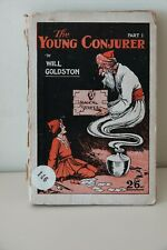 VINTAGE MAGIC BOOK - The Young Conjurer by Will Goldston (Part 1)