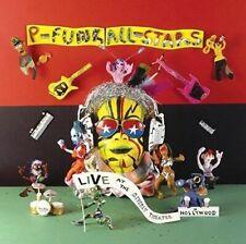CD musicali live funk, per r&b e soul