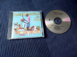 CD Third World - Journey To Addis (1978) Now That We Found Love, African Woman