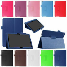 US For Apple iPad 2 16GB, Wi-Fi, 9.7in Tablet - Leather Flip Smart Cover Case