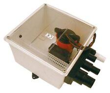 Duschabsaugsystem, Johnson Pump, Bilgenpumpe, SPX, Dusch Absaugsystem