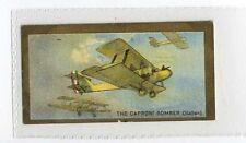 (Jb8595-100)  BAT,AEROPLANES (GILT),CAPRONI BOMBER ITALIAN,1926#38