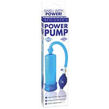 Beginners Power Pump Blue - Male Enhancement Pump