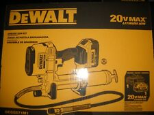 DeWalt DCGG571M1 20V 20 Volt MAX 4.0 AH Lithium Ion Cordless Grease Gun Kit NEW