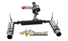 HKS Hi-Power Cat Back Exhaust System 00-09 Honda S2000 32003-AH007 S2K