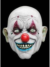"""Maske für Erwachsene """"Pogo der Clown"""" Latex Universalgröße Kostüm Horror"""