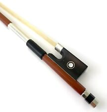 More details for daliano octagonal violin bow ( 4/4, 3/4, 1/2, 1/4 ) with ebony frog