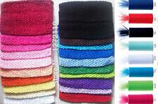 Tulle Spool Fabric Crochet tutu top flowers Supplies for tutu dress DIY 0-12yrs