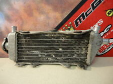 2000 YAMAHA YZ 250 RIGHT RADIATOR  YZ250 99/01