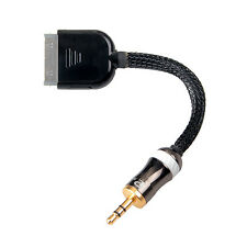 New Sansa Fuze MP3 Line Out Dock LOD Interconnect Cable For Headphone Amplifier