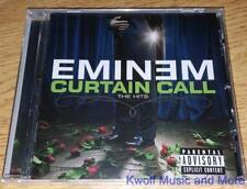 "EMINEM  ""Curtain Call: The Hits""""  PA  NEW  (CD, 2005)"
