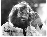 Jim Henson Autographed Signed 8x10 Photo Reprint