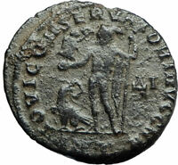 LICINIUS I Constantine The Great enemy 313AD Ancient Roman Coin Jupiter i75867