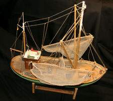Graupner 2141 Krabbenkutter TÖN 12, fertig gebaut, E-Motor, RC-geeignet, Schiff