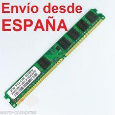 MEMORIA RAM 2GB PC2-5300 667Mhz DDR2 240 PINES SOLAMENTE PROCESADOR AMD