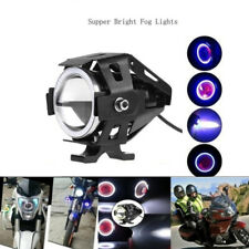 125W U7 Motorbike Motorcycle LED Headlight Driving Fog Spot Lights