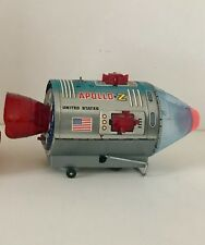 Original Nomura (Japon) Apollo-z capsule tin toy