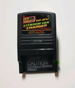 New Bright R/C 12.8V Lithium Ion Battery Charger A587500876 New