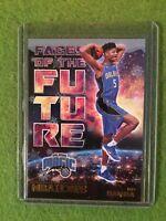 MO BAMBA ROOKIE BASKETBALL CARD 2018 Panini NBA Hoops RC Gold Foil & SNOWFLAKES!