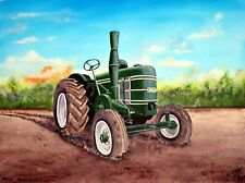 Field Marshall Tractor Classic Historic Vintage Farming Agriculture