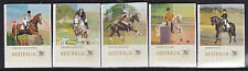 2014 Equestrian Events - Set of 5 Booklet Stamps