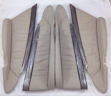 WH WK WL Grange HSV VY VZ new Full Set Light Reed champagne trim Leather inserts