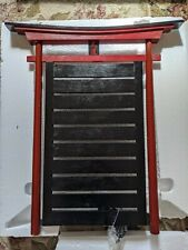 Century Budo Wall Mountable 10 Belt Display for Martial Arts