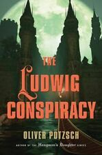 The Ludwig Conspiracy, Pötzsch, Oliver