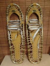 VINTAGE Sherpa Snow Claws Snow Shoes Snowshoes 31X9 GREAT CONDITION