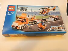 Lego 7686 truck Helicopter