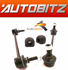 FOR BMW MINI ONE R50 R52 R53 01-08 REAR ANTI ROLL BAR D BUSHS & STABILISER LINKS