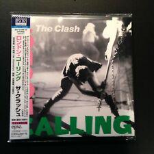 2019 The Clash London Calling 40th Japan Mini LP 2 Blu-spec CD With Sticker