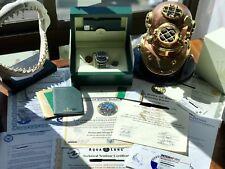 Rolex 44mm DeepSea Sea-Dweller 116660 Men's Steel D-Blue Dial