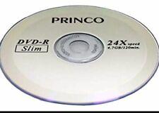 Princo 24X Blank DVD-R Recording Media-20 pieces+Free Shipping