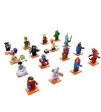 LEGO 71021 - 16 MINIFIGURES SERIE 18 NB: POLIZIOTTO NON INCLUSO E