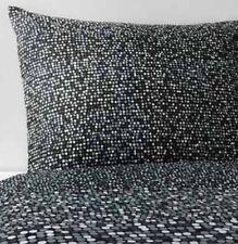 IKEA smorboll Parure de couette double 200x200 Gris foncé, 4 taies, Bnwt