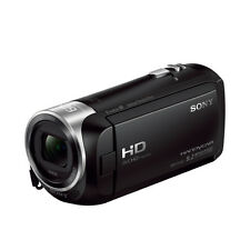 Sony HDR-CX405 Camcorder - Black - Imported