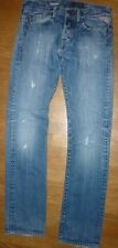 JEANS  -  REPLAY Blue Jeans  -  Taille  W29  L32  Bleu