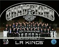 "Los Angeles Kings 2014 Stanley Cup Champions Formal Team Photo (Size: 8"" x 10"")"