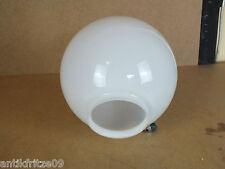 Lampenschirm Glasschirm Glaskugel weiß 15 cm für Hängelampen Deckenlampen Wand