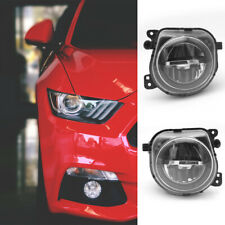 Front Left Right LED Fog Lights Lamps Fit For BMW 5 Series F10 GT F07 14-16