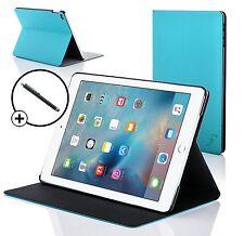 Forefront Custodie Blu Clam Copertura Smart Cover per Apple iPad Pro 12.9 Stilo