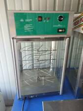 Wisco Mod 695 Counter Top Glass Door Pizzapretzel Warmer Merchandiser