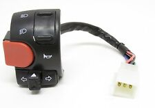Schaltereinheit links Blinker Licht Hupe Lenker Schalter für Yamaha Aerox 50