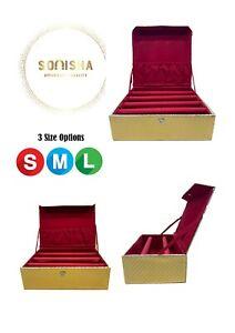 Sonisha BAN3007 Bracelet Holder, Indian Bangle Storage Box, Jewellery Organiser