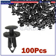 100pcs Bumper Fender Grille Retainer Clips For GM Ford Chrysler 21030249 6503598