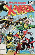 UNCANNY X-MEN SPECIAL EDITION 1 NM+ (9.6) FEBRUARY 1983 ONE-SHOT